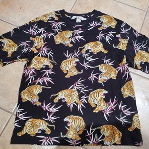 H&M Tiger shirt